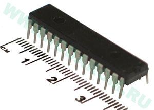 PIC16F876-04I/SP/MCRCH/DIP28-300/