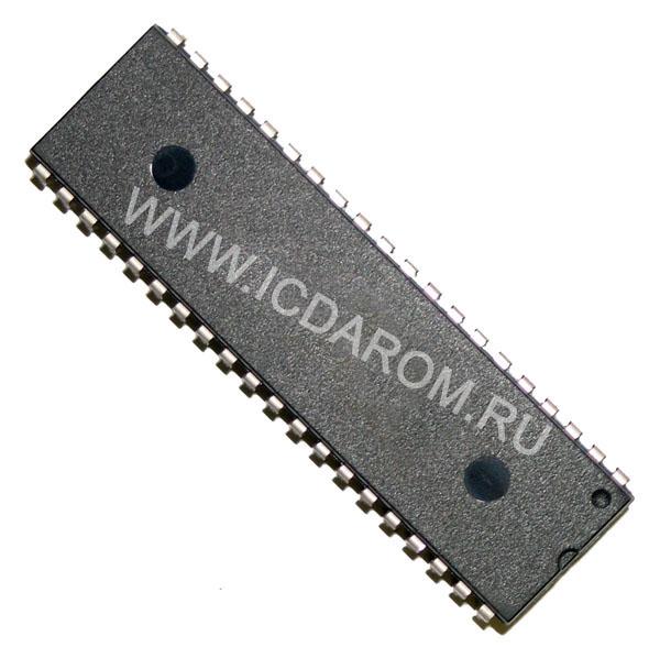 Z80CPU 4MHz/ZILOG/DIP40/