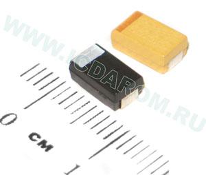 TECAP 68/16V D 20(CA45D686M1CA)/KESENES/D/