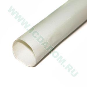 RBF D:4,8/2,4 мм, белая, 1 метр
