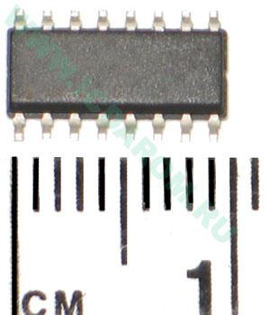 74HCT161D/NXP/SO16-150/