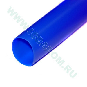 TCT D:20 мм, синяя, 2:1, 1 метр