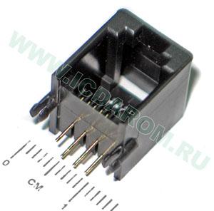 TJ1A-6P6C (KLS12-124-6P6C-W/O-1-01)